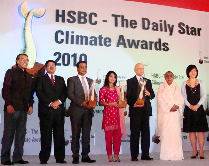 HSBC, STAR HONOUR CLIMATE HEROES