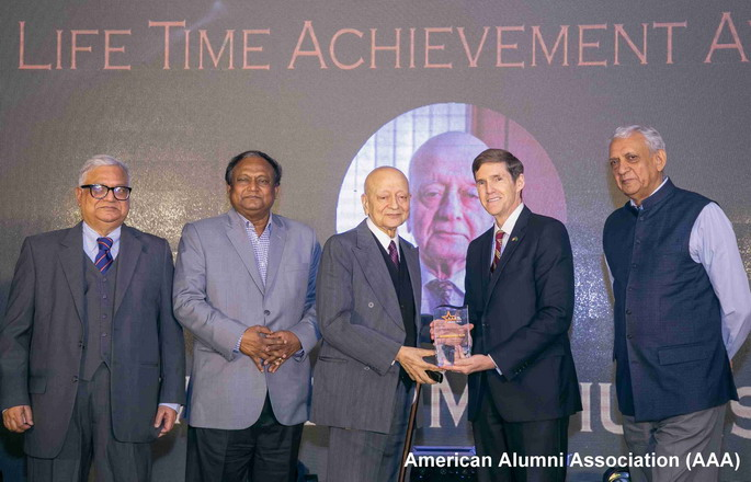 AAA AWARDS FOR CONTRIBUTIONS TOWARDS GROWTH OF BANGLADESH